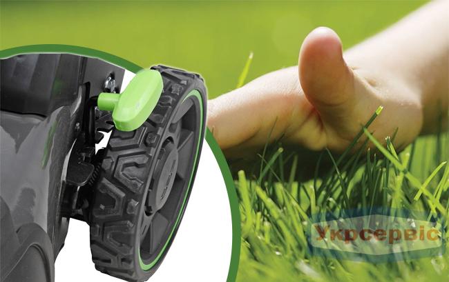 Купить недорого аккумуляторную газонокосилку для сада ЭГО LM2021E-SP