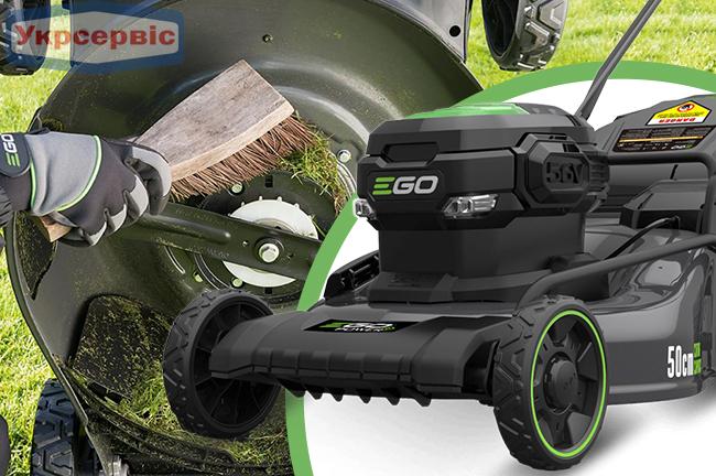Купить недорого аккумуляторную газонокосилку для сада ЭГО LM2011E