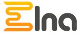 Официальный логотип компании ЭЛНА