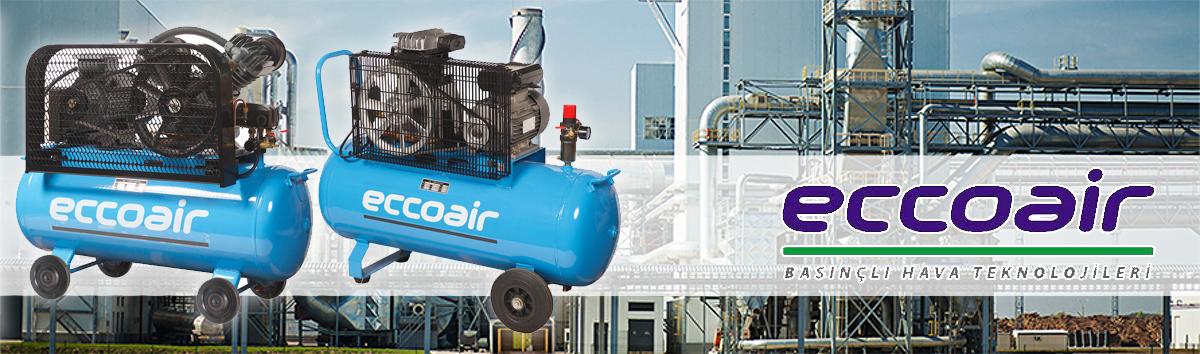 Купить недорого компрессоры сжатого воздуха Eccoair
