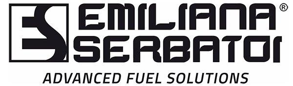 Официальный логотип компании Emiliana Serbatoi