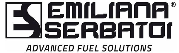 Логотип компании Emiliana Serbatoi