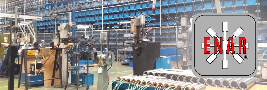 Производство строительного оборудования Enar