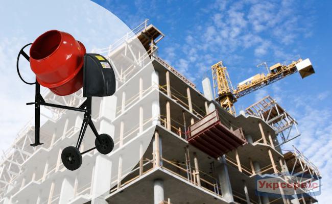 Купить недорого строительную бетономешалку Forte EW6140P