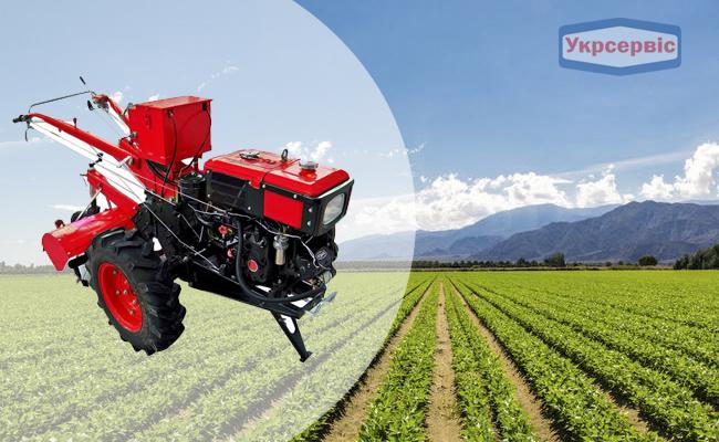 Купить выгодно ручной дизельный мотоблок для дачи Forte SH 81E PLUS
