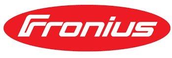 Официальный логотип компании Fronius