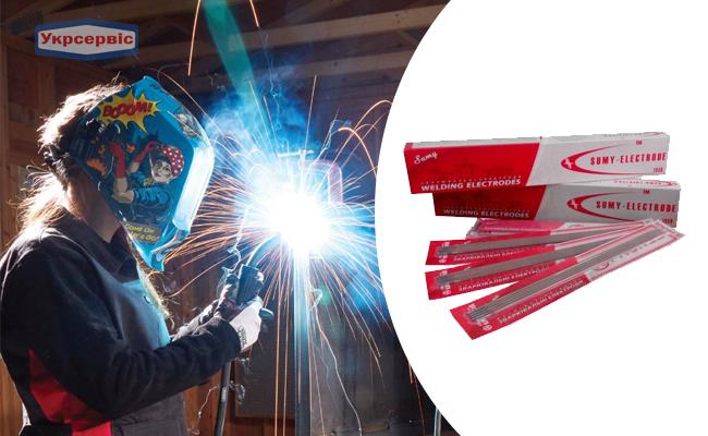 Купить недорого электроды FRUNZE АНО-21, 350 мм, 3 мм