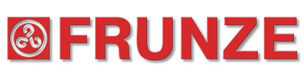 Официальный логотип компании FRUNZE