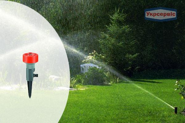 Купить дождеватель для полива Gardena Twist 2068-20