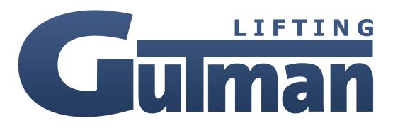 Официальный логотип компании Gutman