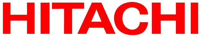 Официальный логотип компании Хитачи