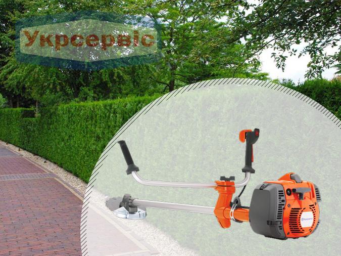 Купить выгодный садовый бензиновый кусторез для дома Husqvarna 545FX