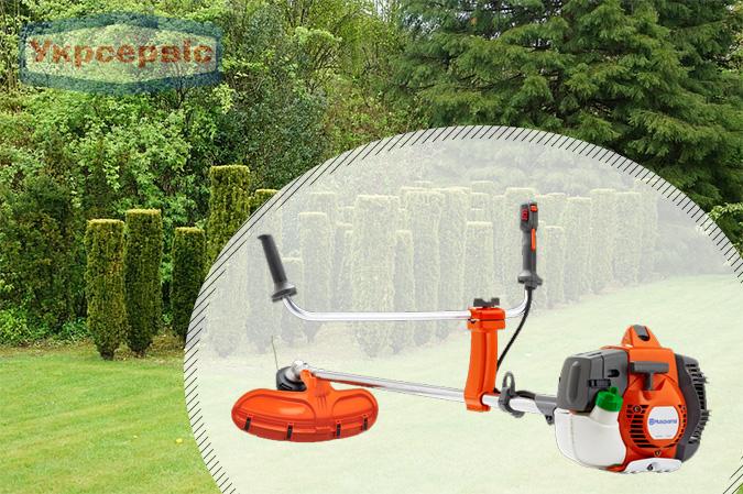 Купить выгодный садовый бензиновый кусторез для дома Husqvarna 535RX