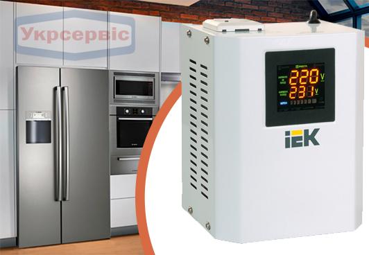 Купить недорогой стабилизатор напряжения IEK IVS24-1-00500