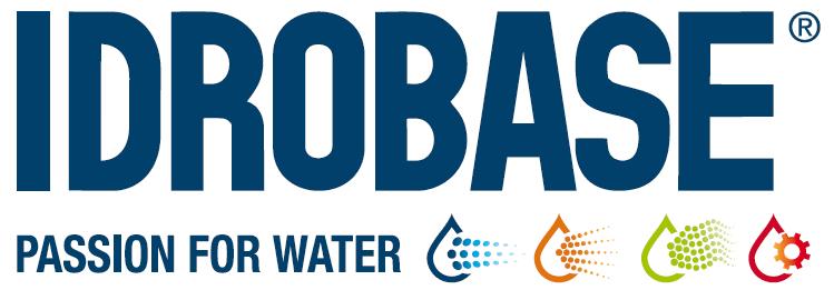 Официальный логотип компании Idrobase