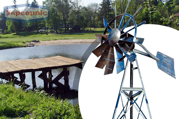 Купить ветряк для аэрации воды Koenders 30090