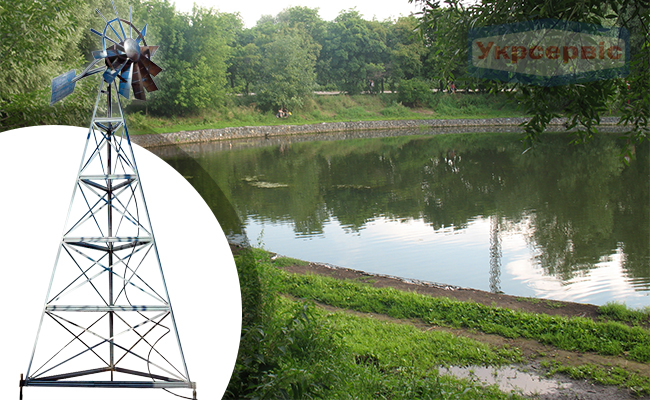 Купить ветряк для аэрации воды Koenders 39003