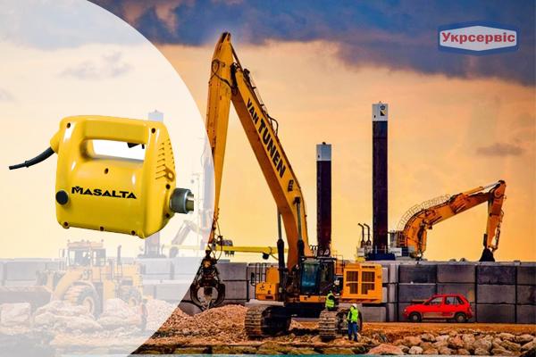 Купить недорого глубинный вибратор для уплотнения бетона Masalta MVE1501