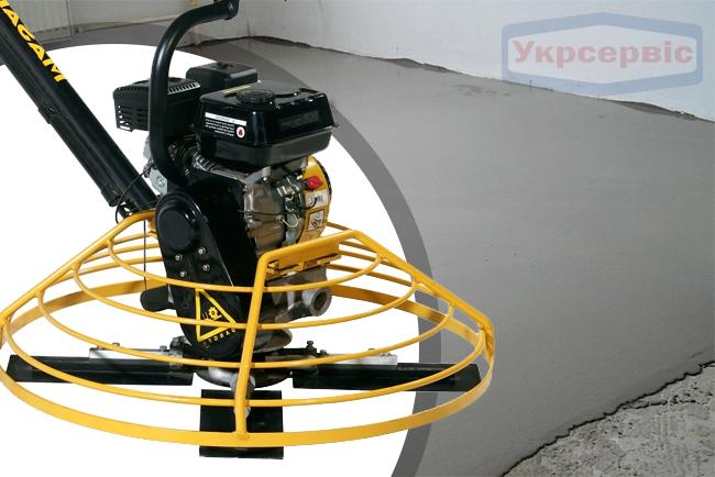 Лучшее затирочное оборудование Masalta MT36-4.2 для бетона