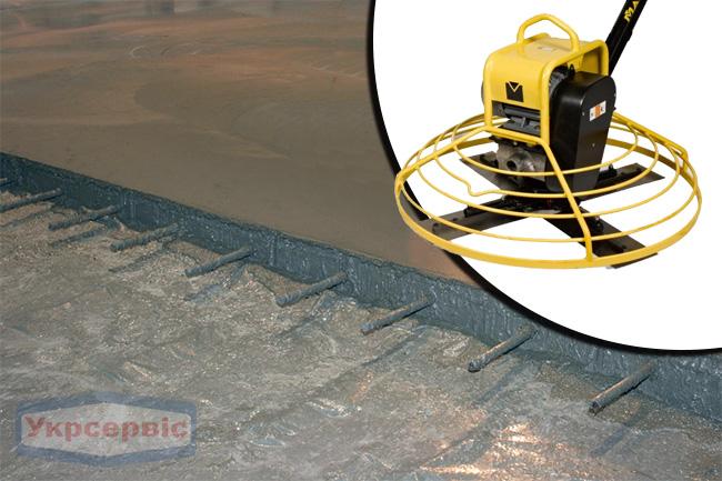 Лучшее затирочное оборудование Masalta MT36E для бетона