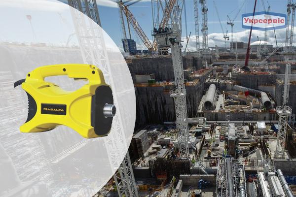 Купить недорого глубинный вибратор для уплотнения бетона Masalta MVE2501