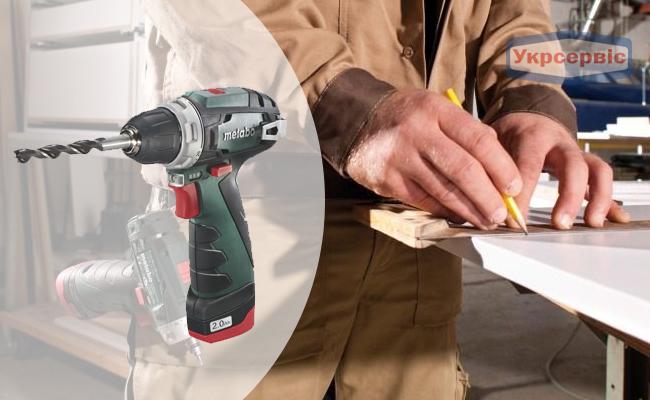 Купить недорогой электрический шуруповерт Metabo PowerMaxx BS для дома