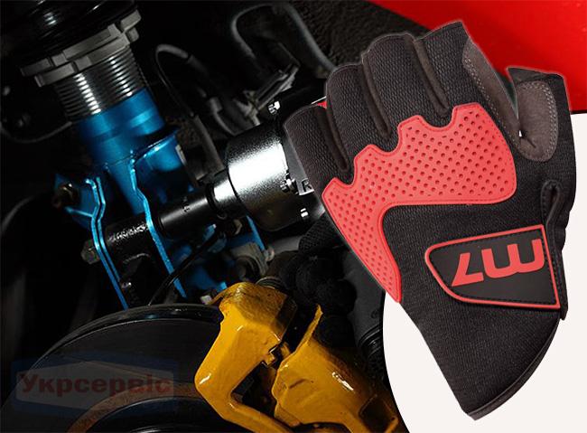 Купить перчатки Mighty Seven ZB-814 L