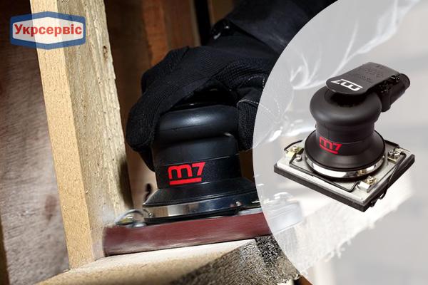 Купить недорого пневмошлифмашину Mighty Seven QB-48111 в Украине