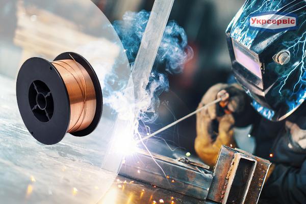 Купить сварочную проволоку Монолит ER70S-6, 0.8-1.6 мм, 18 кг