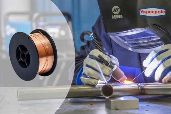 Купить сварочную проволоку Монолит ER70S-6, 1.0-1.2 мм, 5 кг