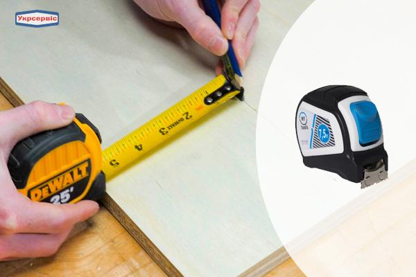 Купить недорого измерительную рулетку My Tools Pro+