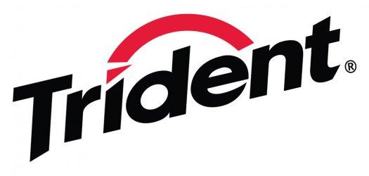 Официальный логотип компании Trident