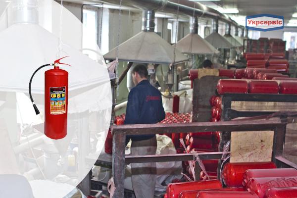 Купить порошковый огнетушитель Пожтехника ОП-6