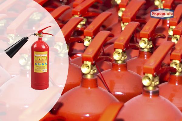 Купить углекислотный огнетушитель Пожтехника ОУ-3