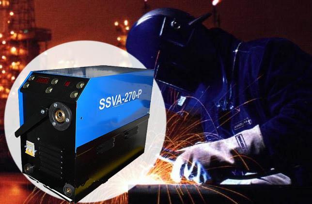 Купить сварочный полуавтомат SSVA 270-Р