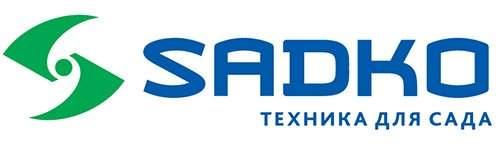 Официальный логотип компании Sadko