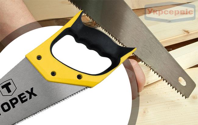 Купить недорого ножовку Topex Shark 10A450