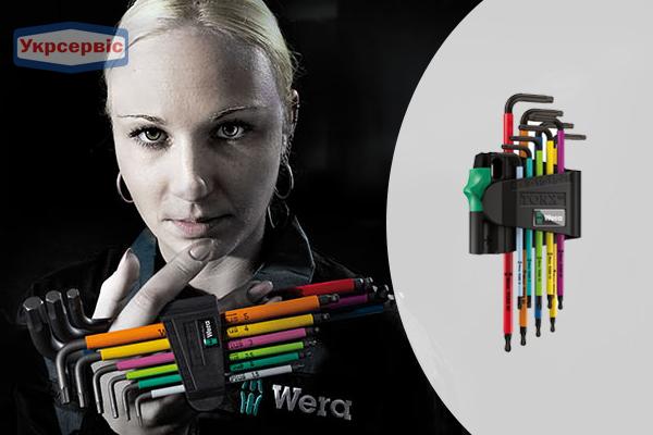 Купить шестигранный ключ Wera 05024335001
