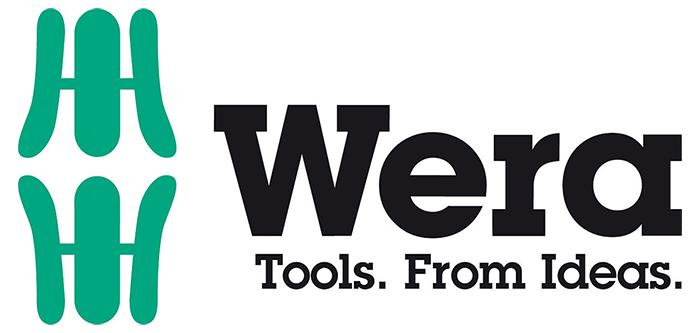 Официальный логотип компании Wera