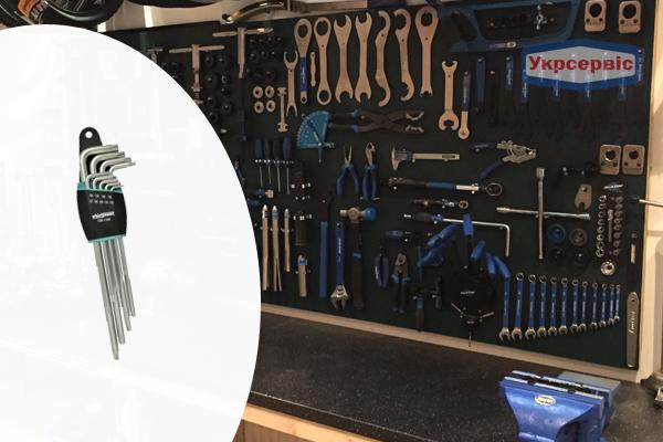 Купить шестигранный ключ Whirlpower 158-1109