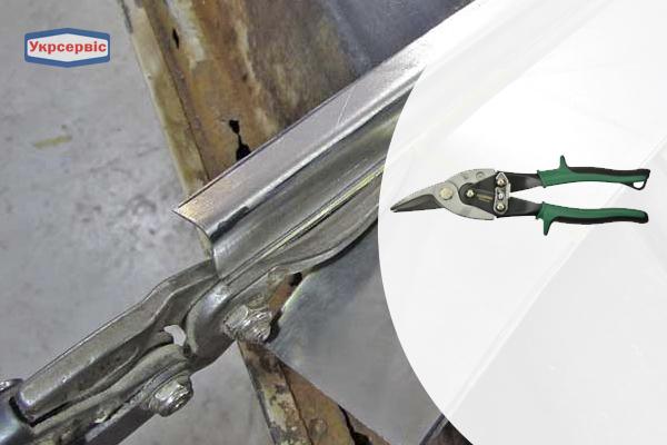 Купить недорого ножницы по металлу Whirlpower 15619-03-248
