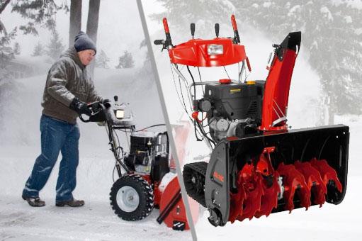Сколько топлива потребляет снегоуборщик