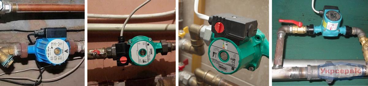 Купить дешево циркуляционный насос для водоснабжения и отопления