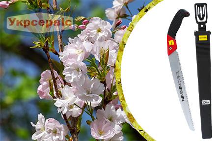 Лучшие ручные пилы для обрезки деревьев в саду