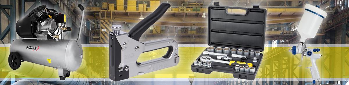 Производство воздушных компрессоров Сигма