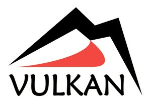 Официальный логотип компании Vulkan