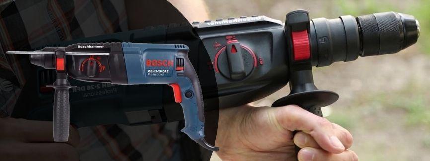 Купить перфоратор Bosch GBH 2-26 DRE Professional