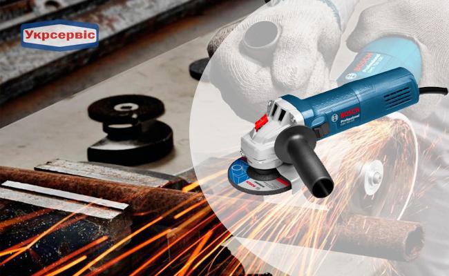 Купить недорого УШМ Bosch GWS 9-125 в Украине