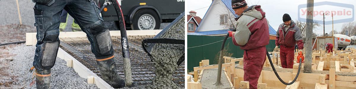Как правильно хранить глубинный вибратор по бетону