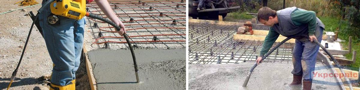 Лучшие вибраторы для уплотнения бетона